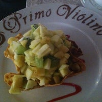 Photo taken at Primo Violino by Karyna S. on 8/22/2012
