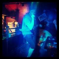Photo taken at Lucky's Bar by Narisha J. on 5/7/2012