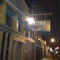 Photo taken at Baxter's 942 by Christina D. on 2/25/2012