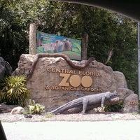 Central Florida Zoo Botanical Gardens Zoo