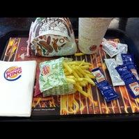 Photo taken at Burger King by Nightboy on 2/10/2012