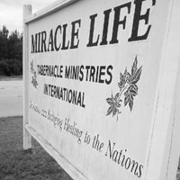 Photo taken at Miracle Life Tabernacle by Michael C. on 6/14/2012