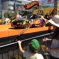 Photo taken at Hot Wheels Double Loop Dare by David G. on 6/30/2012
