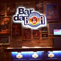 Photo taken at Bar da Boa by Gabriel Portela d. on 6/13/2012