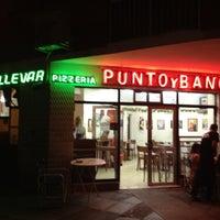 Photo taken at Punto y Banca by Pelle B. on 4/1/2012