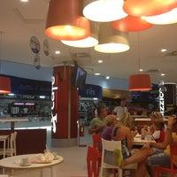 Photo taken at Area di Servizio Secchia Est by Umberto M. on 7/8/2012