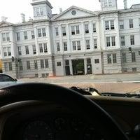 Photo taken at Washington Navy Yard by Juan C. on 6/13/2012