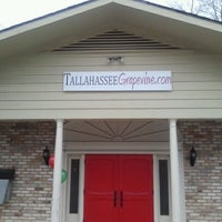 Photo taken at Tallahassee Grapevine by Toni L. on 2/16/2012