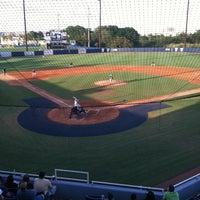 Photo taken at FIU Baseball Stadium by Mathew R. on 3/17/2012