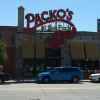 Photo taken at Packo's at the Park by Dawn S. on 5/10/2012