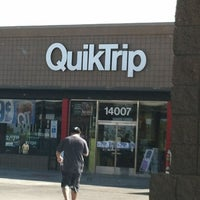 Photo taken at QuikTrip by Dorothy S. on 8/2/2012