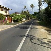 Photo taken at Lanikai Loop by Creen D. on 7/28/2012