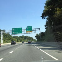 Photo taken at I-695 / I-83 / MD 25 interchange by Donte 💫✨✨✨✨ on 9/13/2012