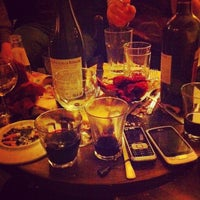 Photo taken at Osteria Vineria Guerrina by Elis B. on 4/28/2012