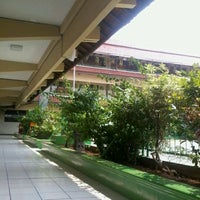 Photo taken at SMAN 112 by Andhika H. on 5/21/2012