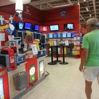 Photo taken at ICA MAXI Supermarket by Ola on 6/29/2012