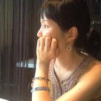 Photo taken at Café de JURA by Ha ByungKi on 7/21/2012
