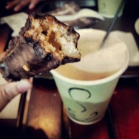 Photo taken at Dulce de Leche Argentine Bakery by Jett G. on 8/19/2012