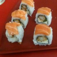 Photo taken at Mr. Miyagi Sushi Bar by Amanda M. on 4/8/2012