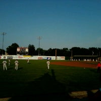 Photo taken at Williamsport Crosscutters by Heath B. on 7/12/2012