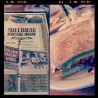 Photo taken at Millbrae Pancake House by MaryMargaret P. on 6/9/2012
