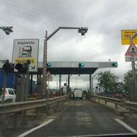 Photo taken at A14 - Imola by Patrik S. on 5/16/2012
