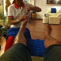 Photo taken at Massage Alert by Oleg S. on 7/3/2012