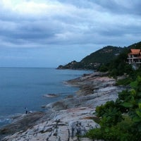 Photo taken at Lad Koh Viewpoint Samui Island by Tonkla K. on 6/16/2012