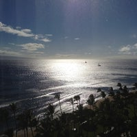 Photo taken at Marriott's Maui Ocean Club  - Lahaina & Napili Towers by Lloyd B. on 5/28/2012