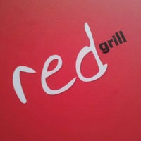 Photo taken at Red Grill by Ruddy G. on 4/26/2012