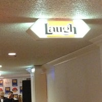 Photo taken at Laugh Factory by Nicholas S. on 8/1/2012