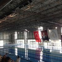 5/19/2012にTvmiz N.がİTÜ Olimpik Yüzme Havuzuで撮った写真