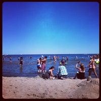 8/6/2012 tarihinde Erin P.ziyaretçi tarafından Woodbine Beach'de çekilen fotoğraf
