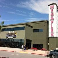 Photo taken at Megaplex 8 by iGoByDoc on 7/20/2012