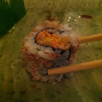 Photo taken at Hana Sushi by Aubrey D. on 4/21/2012