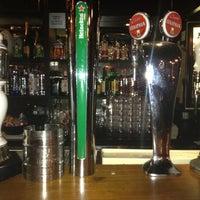 Photo taken at All Black Irish Pub by Rubens C. on 5/29/2012