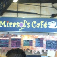 Photo taken at Mirasol's Cafe by Adriann C. on 6/15/2012