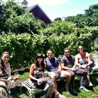 Photo taken at Comtesse Therese Bistro by melissa h. on 7/21/2012