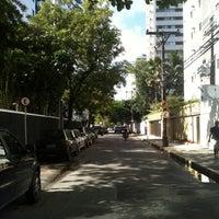 Photo taken at Rua Antônio Falcão by Rosane F. on 8/21/2012