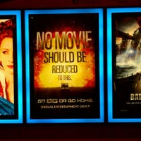 Photo taken at Regal Cinemas Village Park 17 by Bill G. on 3/23/2012