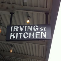 Photo taken at Irving Street Kitchen by JHA 3. on 7/3/2012