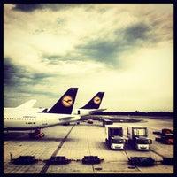 Photo taken at Terminal 2 by Chris B. on 8/5/2012