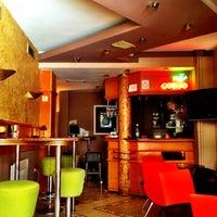 Photo taken at Корзо Кафе by Mitco on 6/14/2012