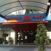 Photo taken at Maksoud Plaza Hotel by Wellington R. on 8/17/2012