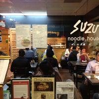 Das Foto wurde bei Suzu Noodle House von John T. am 8/17/2012 aufgenommen