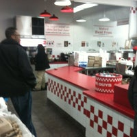 Photo taken at Five Guys by Charles P. on 2/19/2012