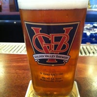 Photo taken at Golden Valley Brewery & Pub by Richard A. on 4/20/2012
