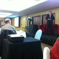Photo taken at Hyatt Regency Johannesburg by Basha P. on 7/31/2012