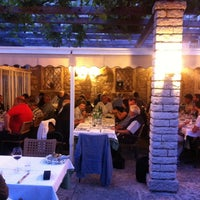 Photo taken at Trattoria Dalla Rosa Alda by Giampiero N. on 5/29/2012