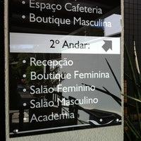 Photo taken at Espaço Capela by Oscar T. on 8/31/2012